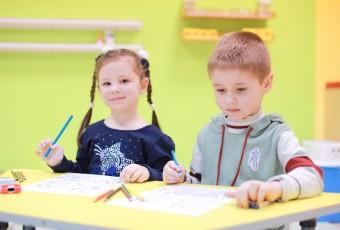 Подготовка к школе от 4 до 6 лет