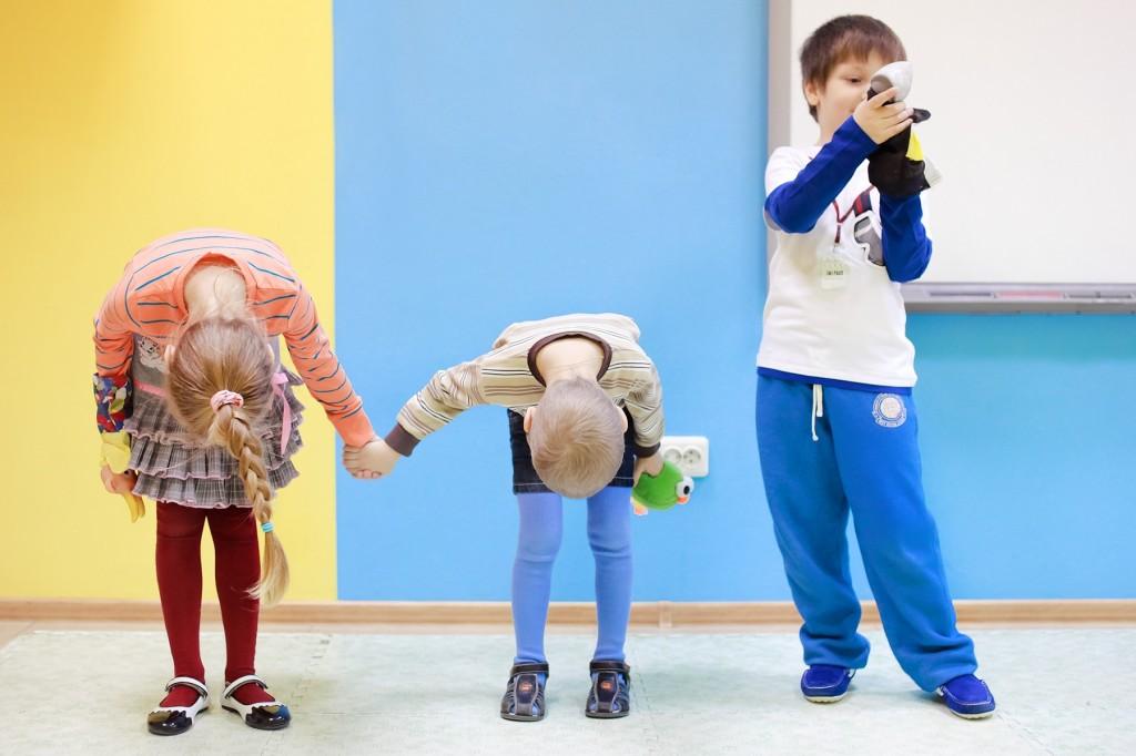 Театральная студия в Бутово - детский центр Лас-Мамас