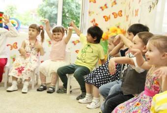 Мини-сад на 3 часа для детей от 2 до 4 лет (отличная цена!)