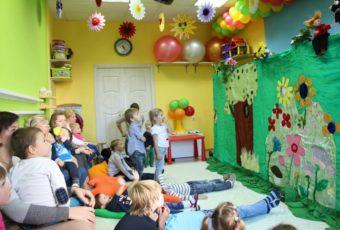 Кукольные спектакли для детей от 1 года до 7 лет